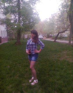 Девушка ищет секс без обязательств с мужчиной в Вологде